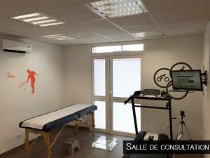 Salle de consultation Martinon